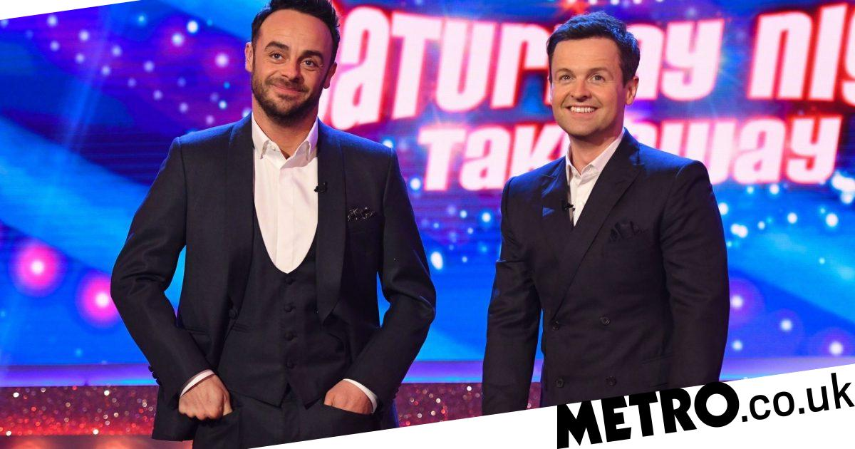 Amanda Holden and Emily Atack to guest host Ant & Dec's Saturday Night Takeaway