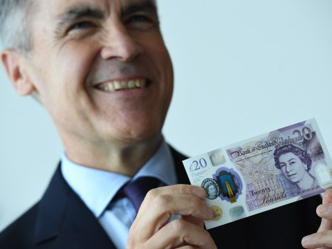 Who is on the new £20 note and when will the old £20 note expire?