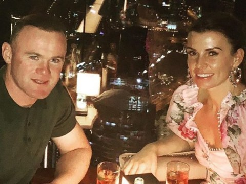 Wayne Rooney shares romantic Valentine's Day post celebrating 18 years with Coleen Rooney