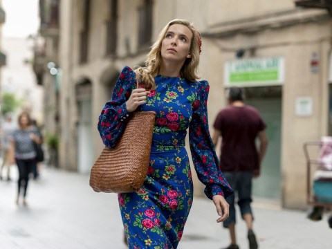 Killing Eve's Jodie Comer opens up on confidence issues and admits she get self-conscious when told to be 'sexy on-screen'