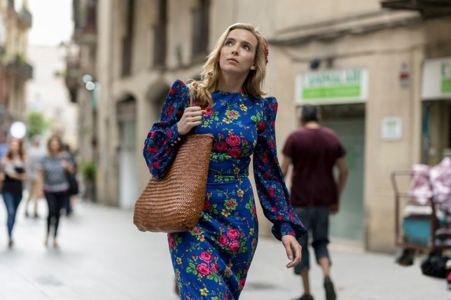 Picture: AMC Sandra Oh and Jodie Comer return to stalk each other once again in Valentine's Day Killing Eve teaser