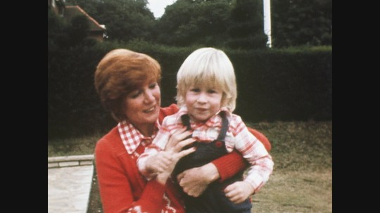 From ITN Productions CILLA: THE LOST TAPES Wednesday 19th February 2020 on ITV Pictured: Cilla Black with son Robert in her garden at her home in Denham, Buckinghamshire in 1972 In 2017 when Cilla Blacks Family home was sold...A treasure Tove of family movies was discovered. None have ever been seen before Until now... (C) ITN For further information please contact Peter Gray 0207 157 3046 peter.gray@itv.com This photograph is ?? ITN and can only be reproduced for editorial purposes directly in connection with the programme CILLA: THE LOST TAPES or ITV. Once made available by the ITV Picture Desk, this photograph can be reproduced once only up until the Transmission date and no reproduction fee will be charged. Any subsequent usage may incur a fee. This photograph must not be syndicated to any other publication or website, or permanently archived, without the express written permission of ITV Picture Desk. Full Terms and conditions are available on the website https://www.itv.com/presscentre/itvpictures/terms