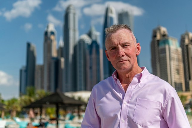 From Rock Oyster Media GARY RHODES: THE FIRST ROCK STAR CHEF Saturday 15th February 2020 on iTV Pictured: Gary Rhodes in Dubai Marina. Gary Rhodes: The First Rock Star Chef is a celebration of the man, the food and the legacy, following his death in November last year. Gary Rhodes was more than just a chef: he brought cooking into the television mainstream and changed British food forever. With contributions from his sons George and Sam, and his friends, including Gordon Ramsey, Tom Kerridge and Sir Alex Ferguson, this tribute also features exclusive footage from Gary's last ever project. ? Rock Oyster Media For further information please contact Iwona Karbowska 0207 157 3043 iwona.karbowska@itv.com This photograph is ? Rock Oyster Media and can only be reproduced for editorial purposes directly in connection with the programme GARY RHODES: THE FIRST ROCK STAR CHEF or ITV. Once made available by the ITV Picture Desk, this photograph can be reproduced once only up until the Transmission date and no reproduction fee will be charged. Any subsequent usage may incur a fee. This photograph must not be syndicated to any other publication or website, or permanently archived, without the express written permission of ITV Picture Desk. Full Terms and conditions are available on the website www.itv.com/presscentre/itvpictures