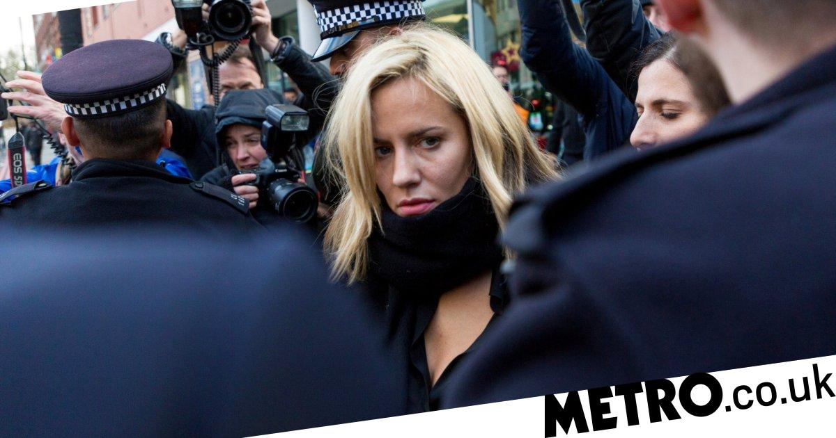 Caroline Flack was 'terrified' of bodycam footage being shown in court
