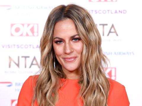 How Caroline Flack's closest celebrity friends paid tribute to her from Louise Redknapp to Olly Murs