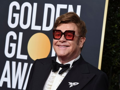 Elton John pledges $1million so HIV/AIDs sufferers aren't 'forgotten' amid Covid-19 pandemic