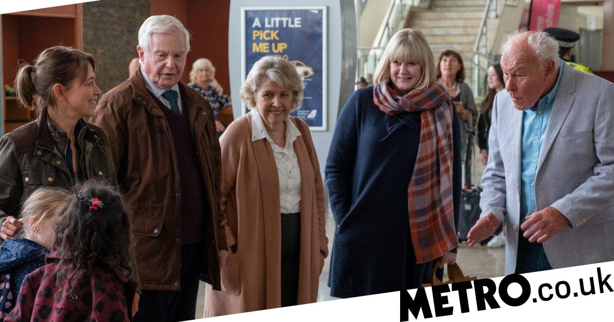 Last Tango in Halifax review: From Caroline's romance to Gillian's woodworm