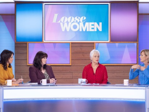 Why is Loose Women not on this week?