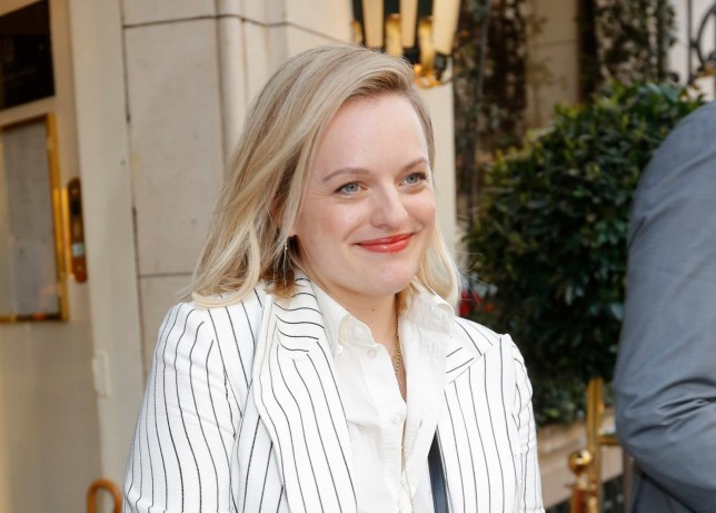 February 17th, 2020 - Paris Elisabeth Moss arriving at her hotel in Paris. 17 Feb 2020 Pictured: Elisabeth Moss. Photo credit: Spread Pictures / MEGA TheMegaAgency.com +1 888 505 6342