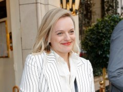 Elisabeth Moss would love to do a romantic comedy but nobody has asked her