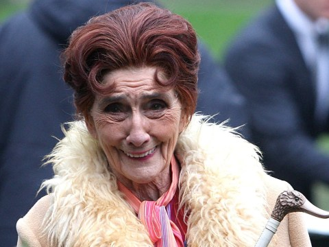 EastEnders legend June Brown 'confirms final exit as Dot Branning'