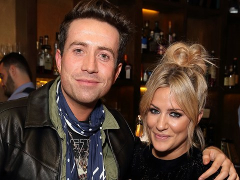 Nick Grimshaw thanks fans after emotional tribute to Caroline Flack as he encourages fans to talk through anxiety