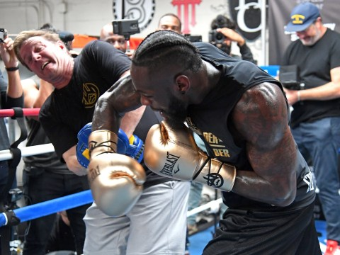 Deontay Wilder's coach doubts Tyson Fury could have great chemistry with new trainer