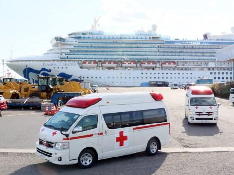 Third passenger dies onboard coronavirus cruise ship