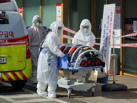 Religious sect in South Korea is hotbed of coronavirus