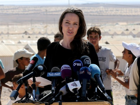Angelina Jolie reveals the horrors she witnessed in Syria as she vows to campaign for peace