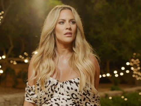 Caroline Flack thought Love Island exit would help conquer personal issues before death reveals Laura Whitmore