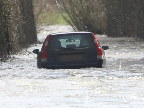 Britain braced for more floods and wettest February in 30 years