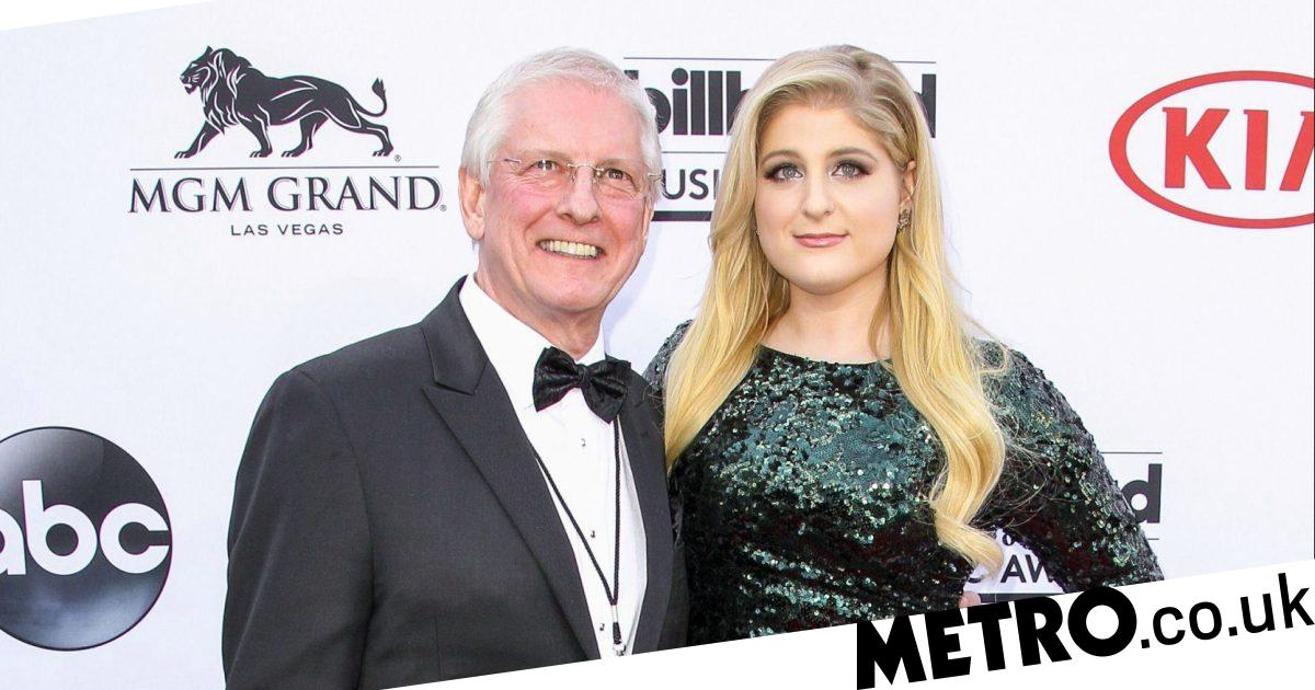Meghan Trainor gives update on dad after he was victim of alleged hit and run