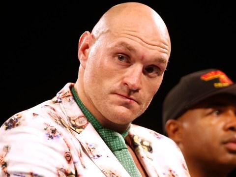David Haye picks Anthony Joshua as the one heavyweight who has tools to beat Tyson Fury