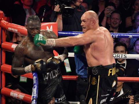 Tyson Fury responds to Deontay Wilder's conspiracy theories