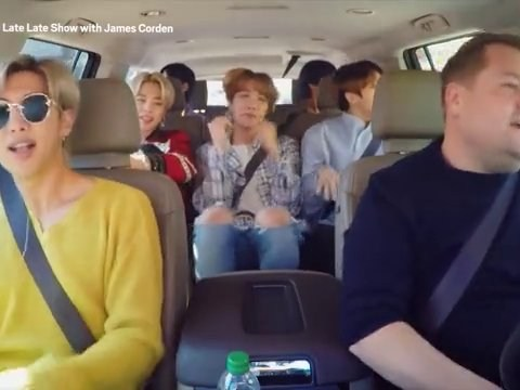 Cardi B jokes she's homeless thanks to J-Hope and RM as BTS slay Finesse on Carpool Karaoke