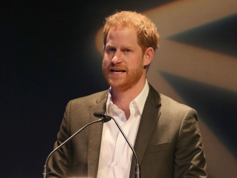 Duke of Sussex says 'just call me Harry' as he winds down royal duties