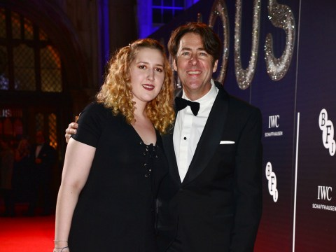 Jonathan Ross filled with pride after 'vibrant and strong' daughter Honey opened up about body issues on Loose Women