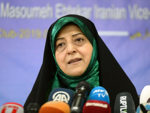 Iran's vice president confirmed to have coronavirus day after health minister