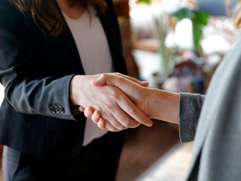 Major company bans staff from shaking hands to avoid coronavirus spread