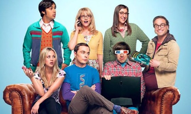 The Big Bang Theory creator's diary entry on pitching show to CBS Provider: CBS