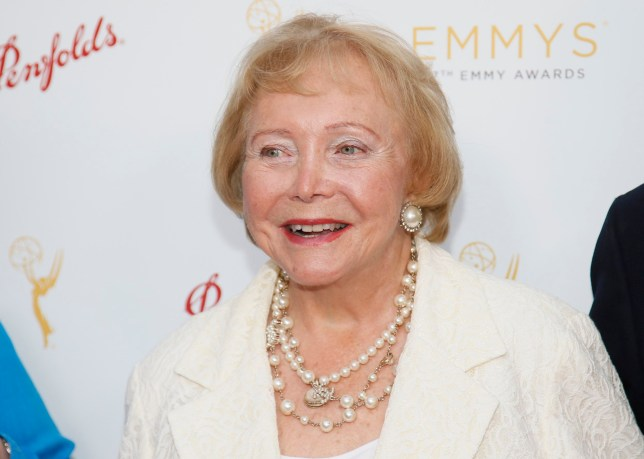 This Aug. 26, 2015 photo released by the Television Academy shows Lee Phillip Bell at the Television Academy's 67th Emmy Daytime Peer Group Celebration in Beverly Hills, Calif. Bell, who co-created ???The Young and the Restless??? and ???The Bold and the Beautiful??? and hosted her own daytime talk show in Chicago for 33 years, died Tuesday, Feb. 25, 2020 at her home in Los Angeles. She was 91. (Danny Moloshok/Invision for the Television Academy via AP)