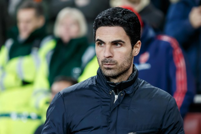 Mikel Arteta says Arsenal's defending was 'unacceptable' in their loss to Olympiacos