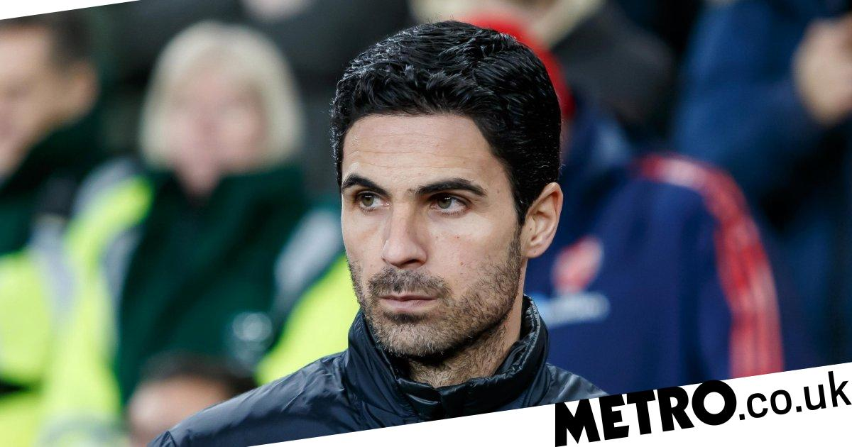 Mikel Arteta unhappy with 'unacceptable' Arsenal defending after Olympiacos loss