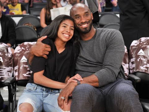 Kobe and Gigi Bryant award announced for women in basketball as teen is made honorary WNBA draft