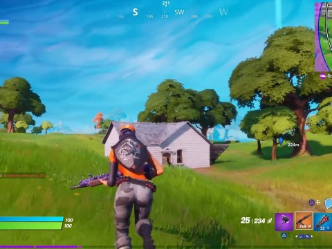 Where to find Fortnite Shadow safe house locations