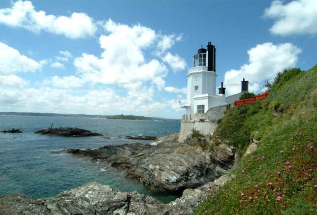 The lighthouse from Fraggle Rock is available to stay in for just 35 per person per night