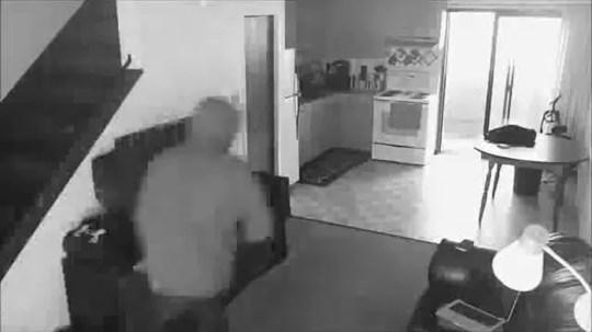 PewDiePie gets robbed (Picture: PewDiePie)