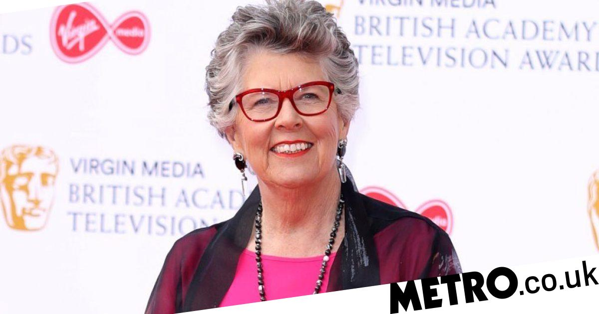 Bake Off's Prue Leith reveals panic at turning 80: 'I don't want to die'