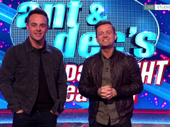 Why was Ant and Dec's Saturday Night Takeaway not on last year?
