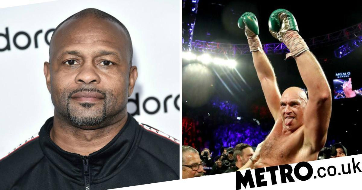 Roy Jones Jr. gives advice to Tyson Fury over Anthony Joshua unification fight