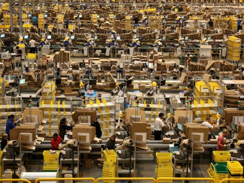 Hundreds of workers 'seriously injured' at Amazon's UK warehouses