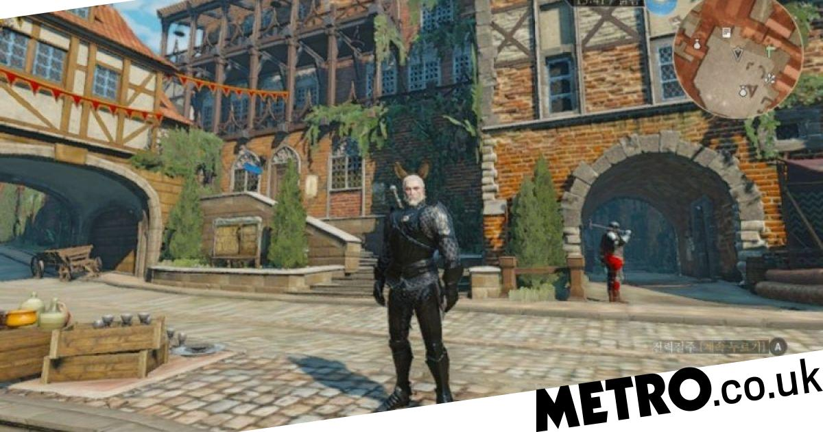 The Witcher 3 Switch patch 3.6 out in Korea, adds cross-save and sharper graphic