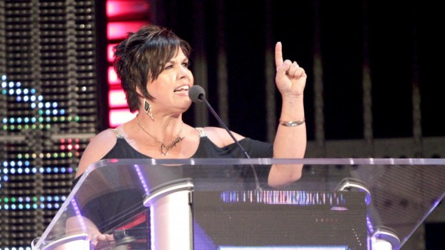 Former WWE general manager Vickie Guerrero