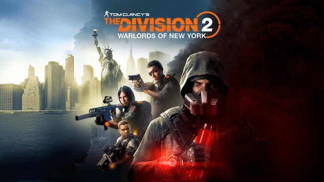 The Division 2: Warlords Of New York key art