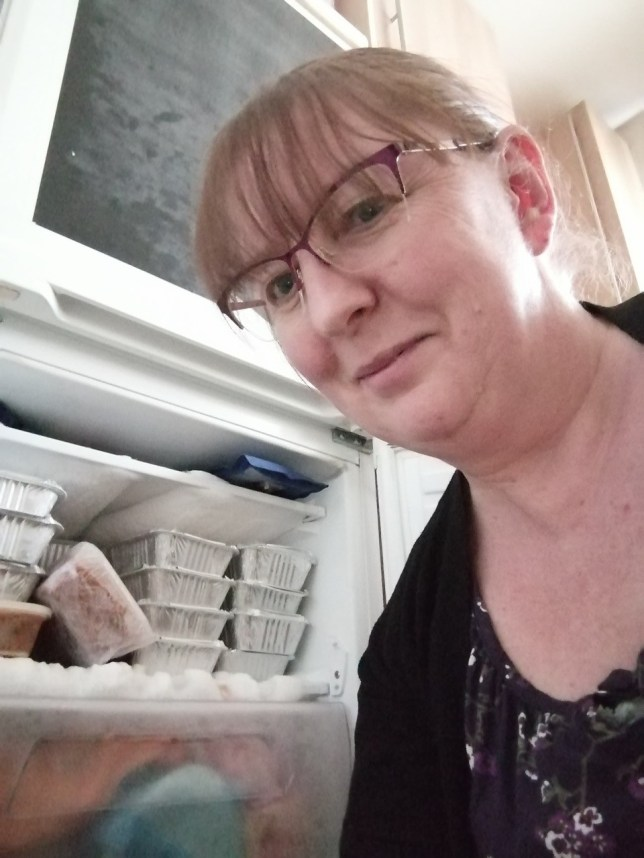 Meal prepping mum says clever budgeting has saved her over £10,000