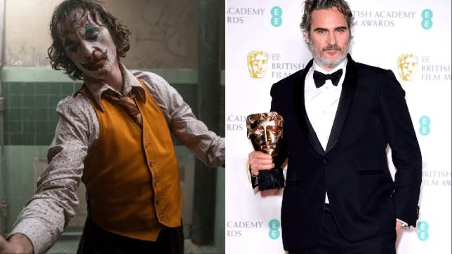 Joaquin Phoenix's Joker/Joaquin Phoenix