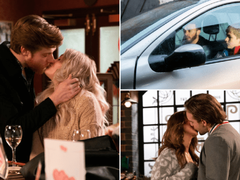 Coronation Street spoilers: 26 new images reveal car crash horror, shock passion and cheating drama