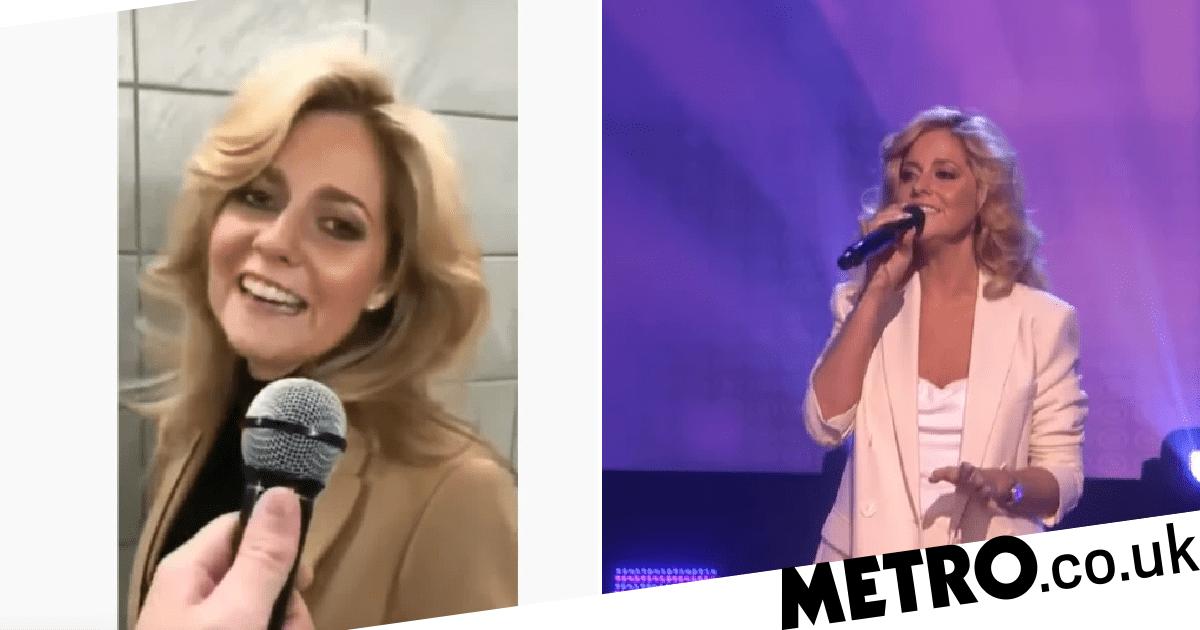 Lady Gaga viral sensation Charlotte Awbery sings Shallow on The Ellen Show