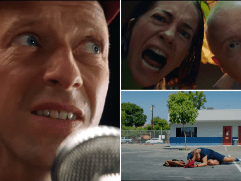 Chris Martin becomes a bullied school kid in new Coldplay video